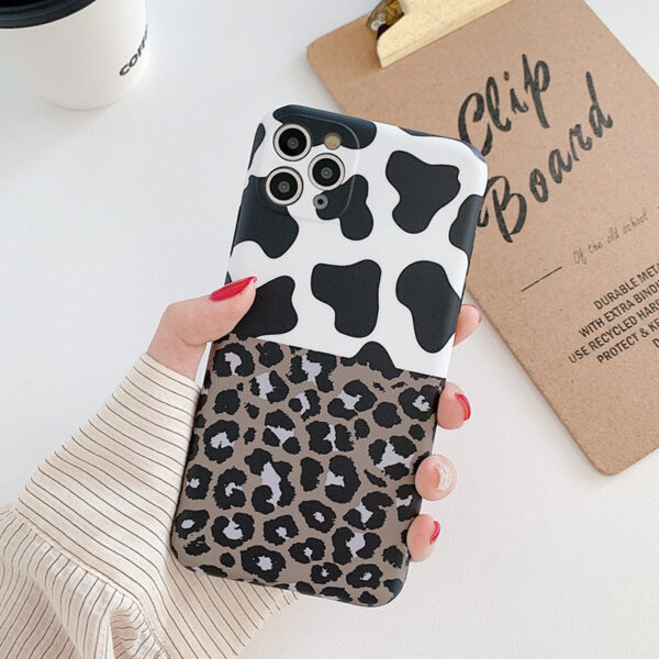 Lovebay Leopard Print Phone Case Cover For Iphone 11 Pro XS Max XR X SE 2020 8 7 6 6S Plus Luxury Soft Back Cases Fashion Shell